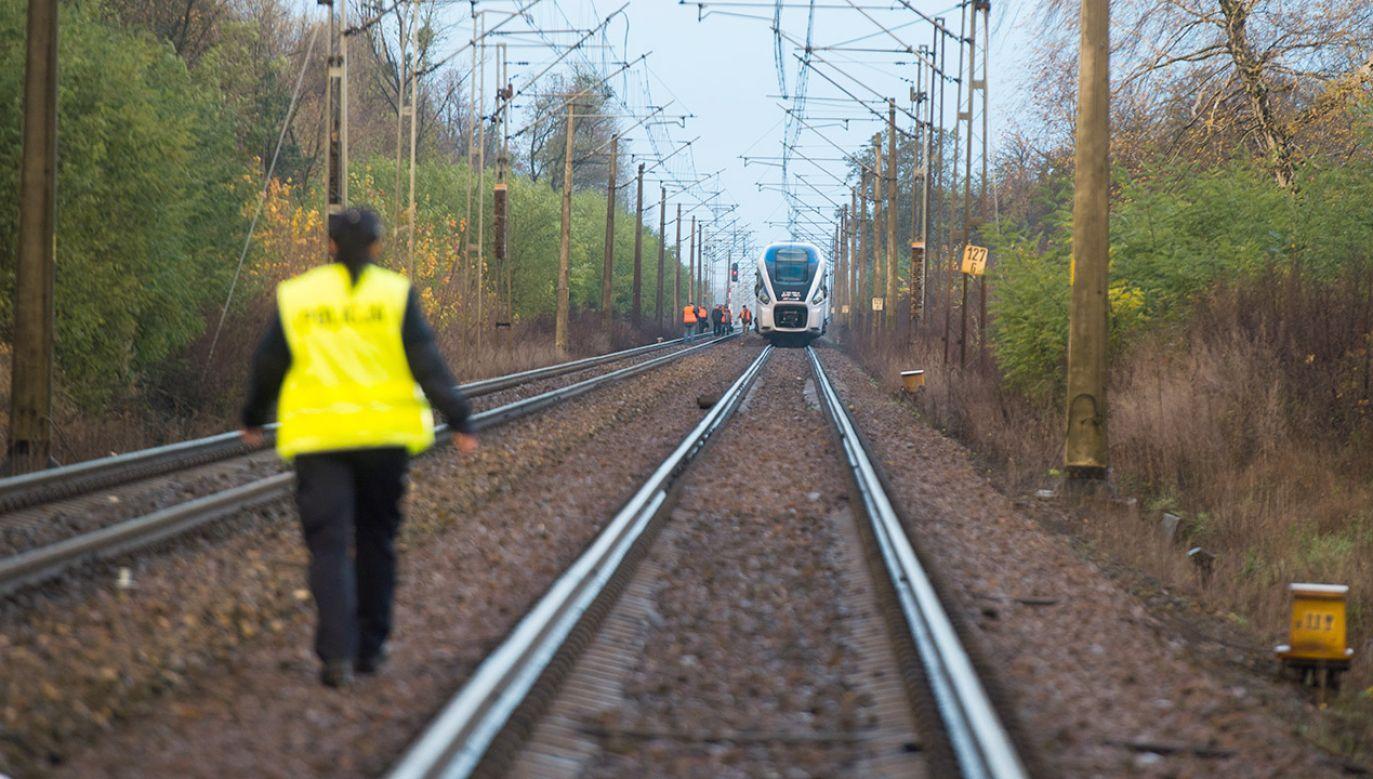 Okoliczności wypadku nie są znane (fot. arch.PAP/Grzegorz Michałowski, zdjęcie ilustracyjne)