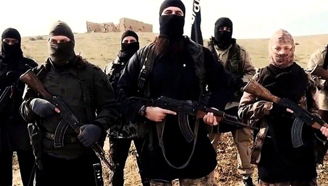 Militarnie Państwo Islamskie zostało pokonane, ale zagrożenie ze strony ekstremistów nadal istnieje (fot. IS)