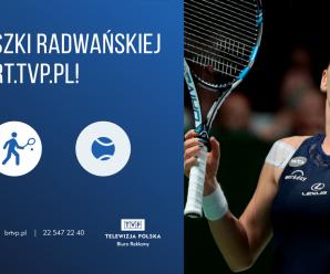 5 500 000 Polaków obejrzało zwycięski mecz Agnieszki Radwańskiej w finale WTA w Singapurze!