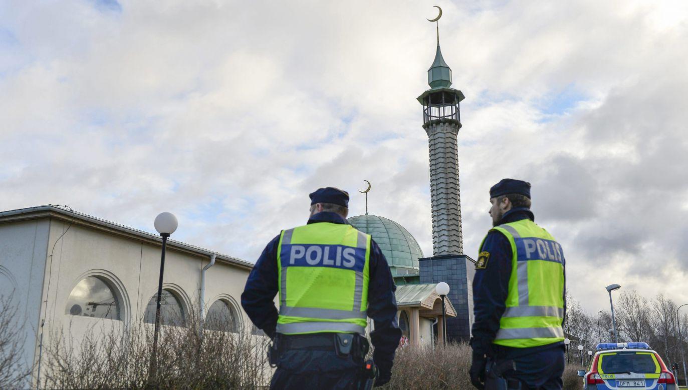 Ponad 15 tys. osób w Szwecji powiązanych jest z przestępczością zorganizowaną lub środowiskami ekstremistycznymi; większość pochodzi z innych krajów (fot. REUTERS/Anders Wiklund/TT News Agency)