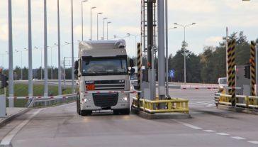 Autostrada Wielkopolska zwróciła zbyt wysoką rekompensatę za pobieranie opłat od ciężarówek (fot. Wiki/Ralf Lotys)
