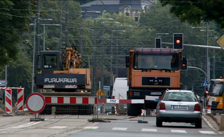 Nowe inwestycje drogowe i opóźnienia. Miasto sparaliżowane