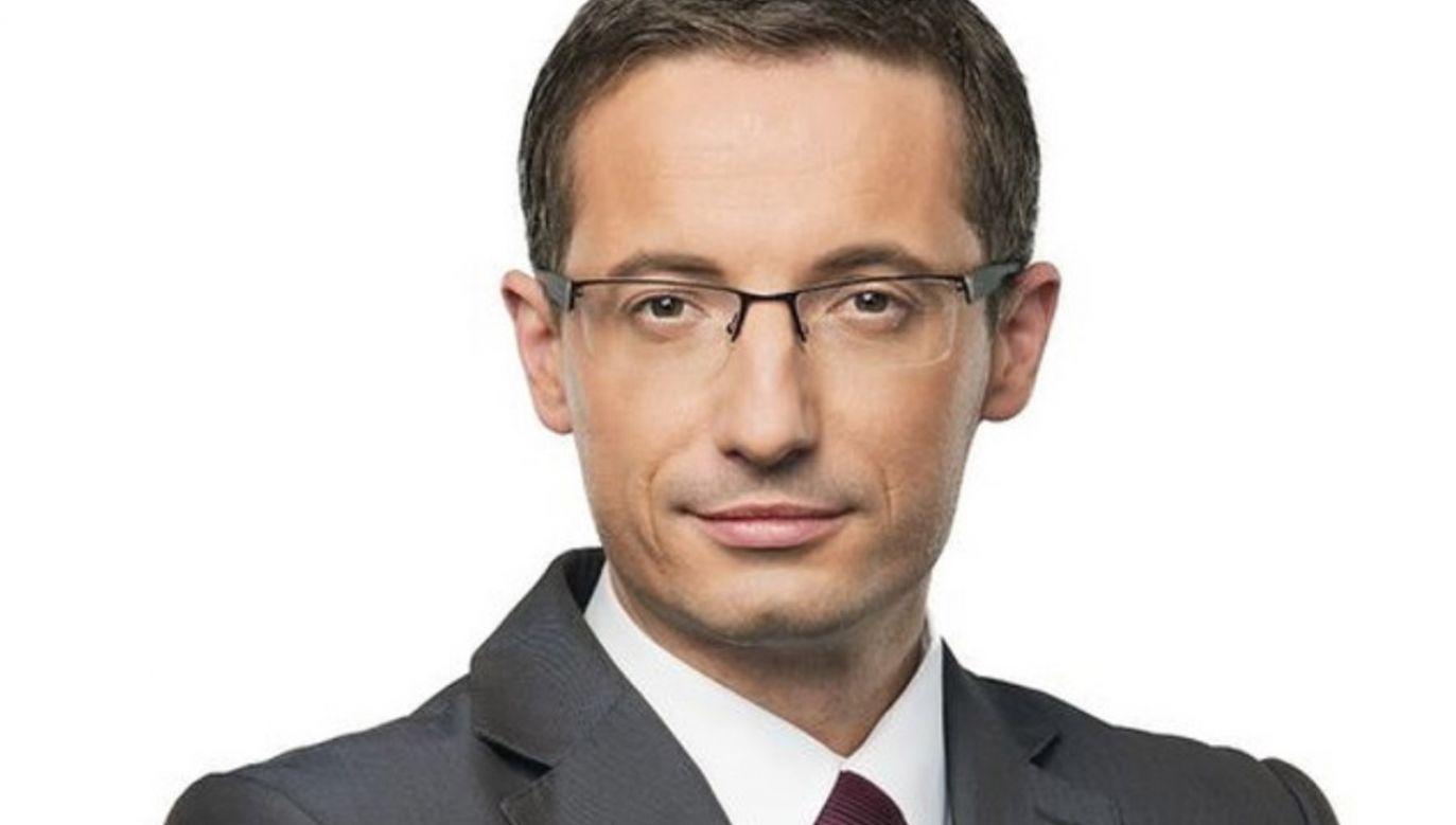 Prezydent Rybnika Piotr Kuczera (fot. Materiały prasowe)