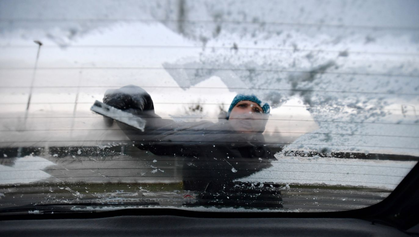 Przymrozki pojawią się w wielu województwach (fot. arch.PAP/Marcin Bielecki)