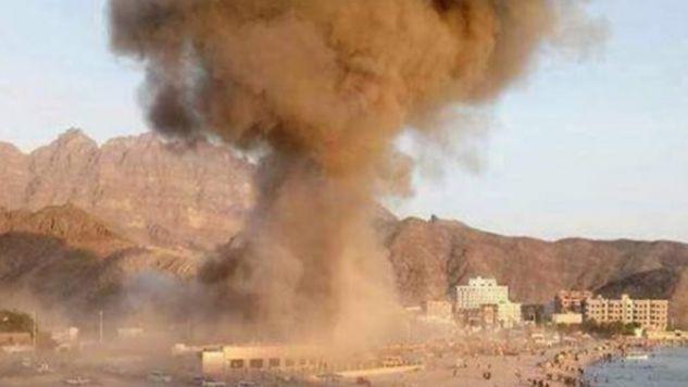 Do zorganizowania ataków przyznało się Państwo Islamskie (fot. Twitter/EMN News)