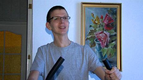 Adrian Chlebowski z Jasła