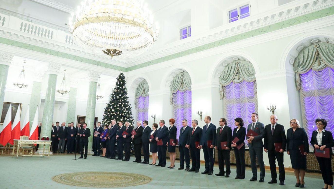 Według publicystów nowy premier powinien podjąć starania, żeby nie stracić twardego elektoratu PiS (fot. KPRP/Krzysztof Sitkowski)