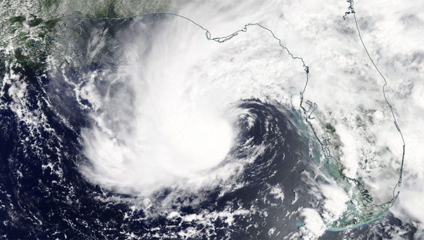 Tegoroczny sezon huraganów może być wyjątkowo groźny (fot. PAP/EPA/NASA WORLDVIEW / HANDOUT)
