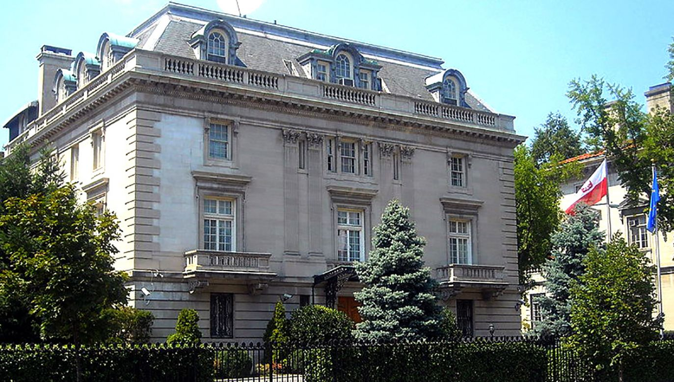 Ambasada RP w Waszyngtonie (fot. en.wikipedia.org)