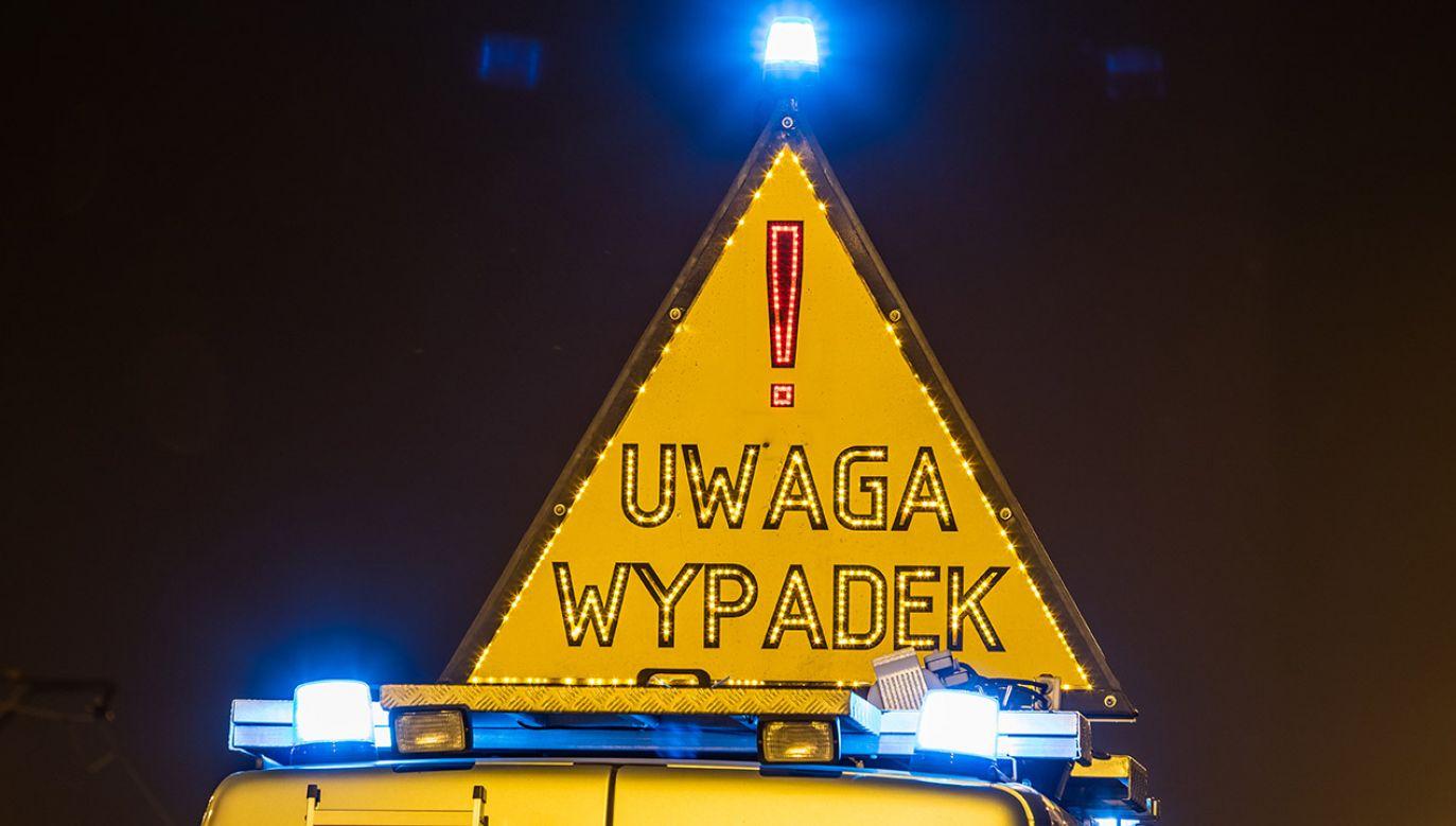Zablokowany jest pas ruchu w kierunku Radomia (fot. Shutterstock, zdjęcie ilustracyjne)