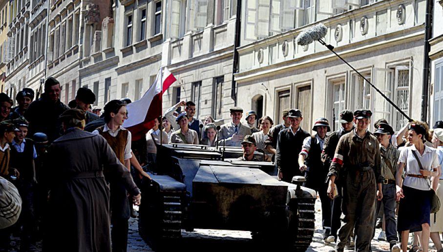 Niemiecki Koń Trojański Na Ulicach Warszawy Tvpinfo