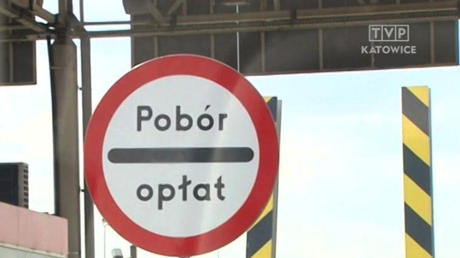 73e3d509fc548 TVP Katowice. Foto. TVP Katowice. Samoobsługowe bramki uruchomiła na  placach poboru opłat autostrady A4 ...