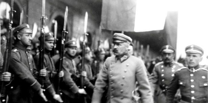 """""""Wielki Test o Piłsudskim"""" – rozgrzewka"""