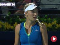 Tenis, Turniej WTA, Dubaj, finał