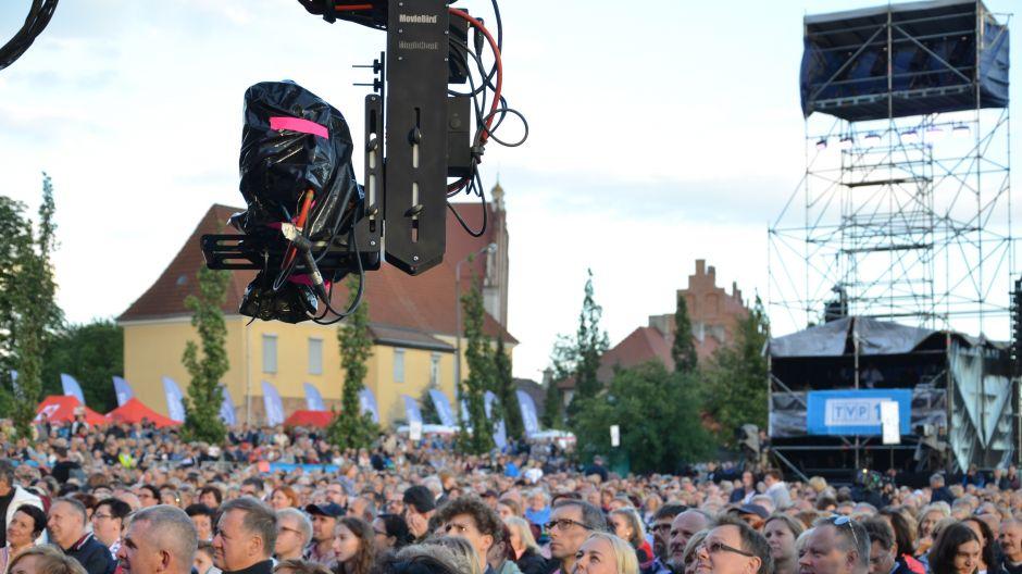 """Realizacja Koncertu Jubileuszowego """"1050 lat pierwszego biskupstwa w Polsce"""", Poznań, 22.06.2018"""