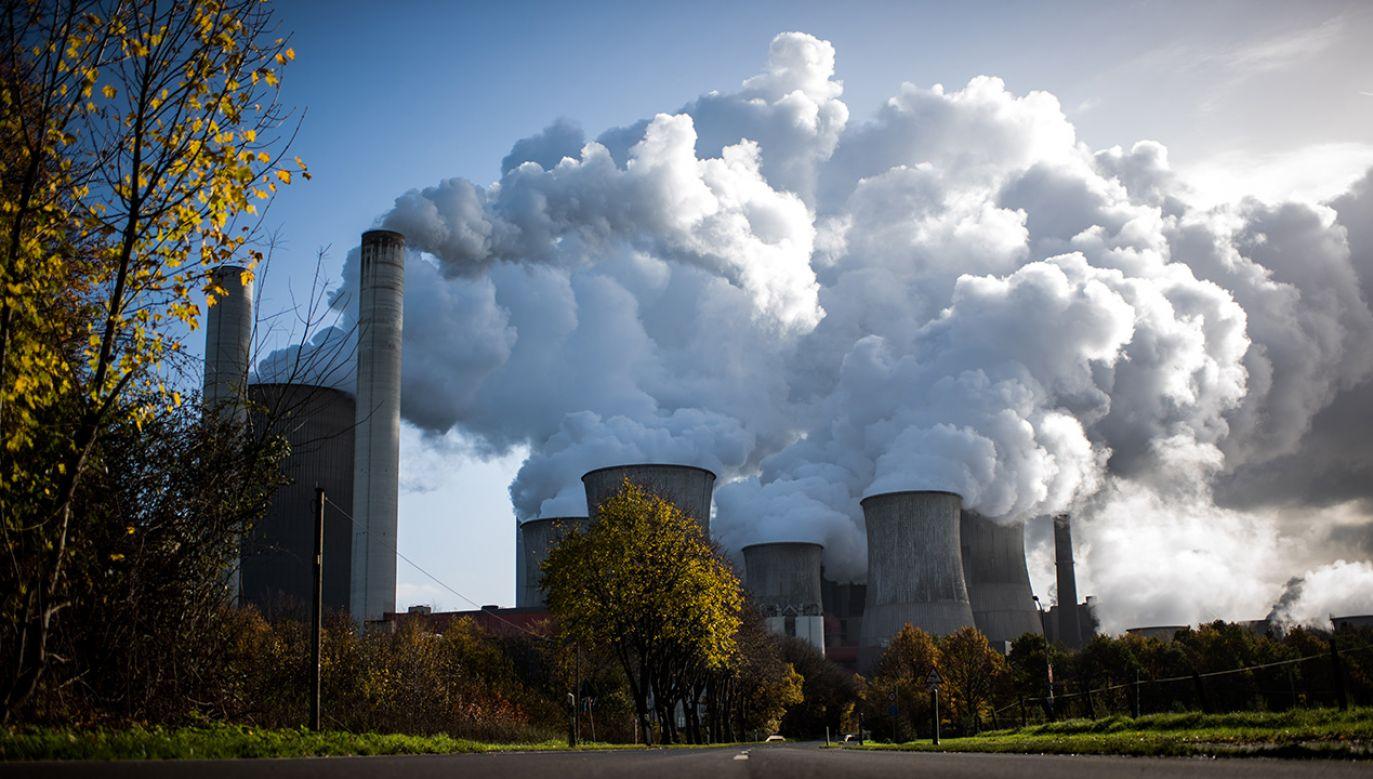 Elektrownia węglowa Niederaussem w Niemczech (fot. Lukas Schulze/Getty Images)