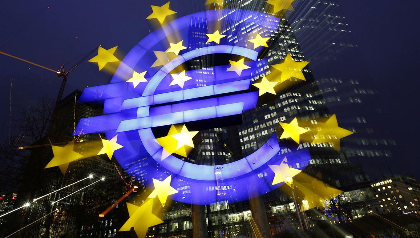 Niemcy i Francja chcą utworzenia osobnego budżetu strefy Euro (fot. REUTERS/Kai Pfaffenbach)