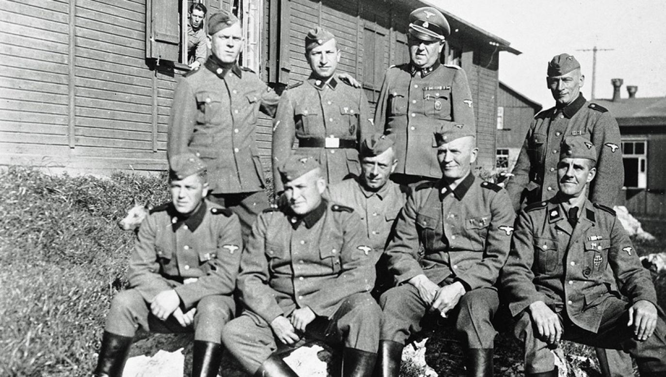 Wciąż mogą żyć niektórzy strażnicy z obozu w Buchenwaldzie (fot. US Holocaust Memorial Museum)