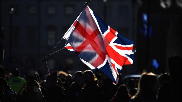 Wielka Brytania ma opuścić Unię 29 marca (fot. PAP/EPA/NEIL HALL)