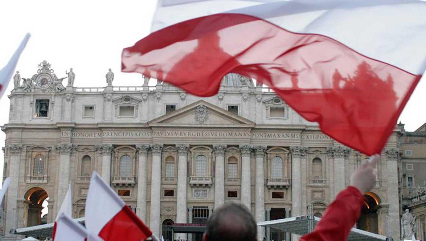 W 1919 r. zostały wznowione stosunki dyplomatyczne między Polską a Stolicą Apostolską po ponad 120 latach przerwy (fot. REUTERS/Chris Helgren)