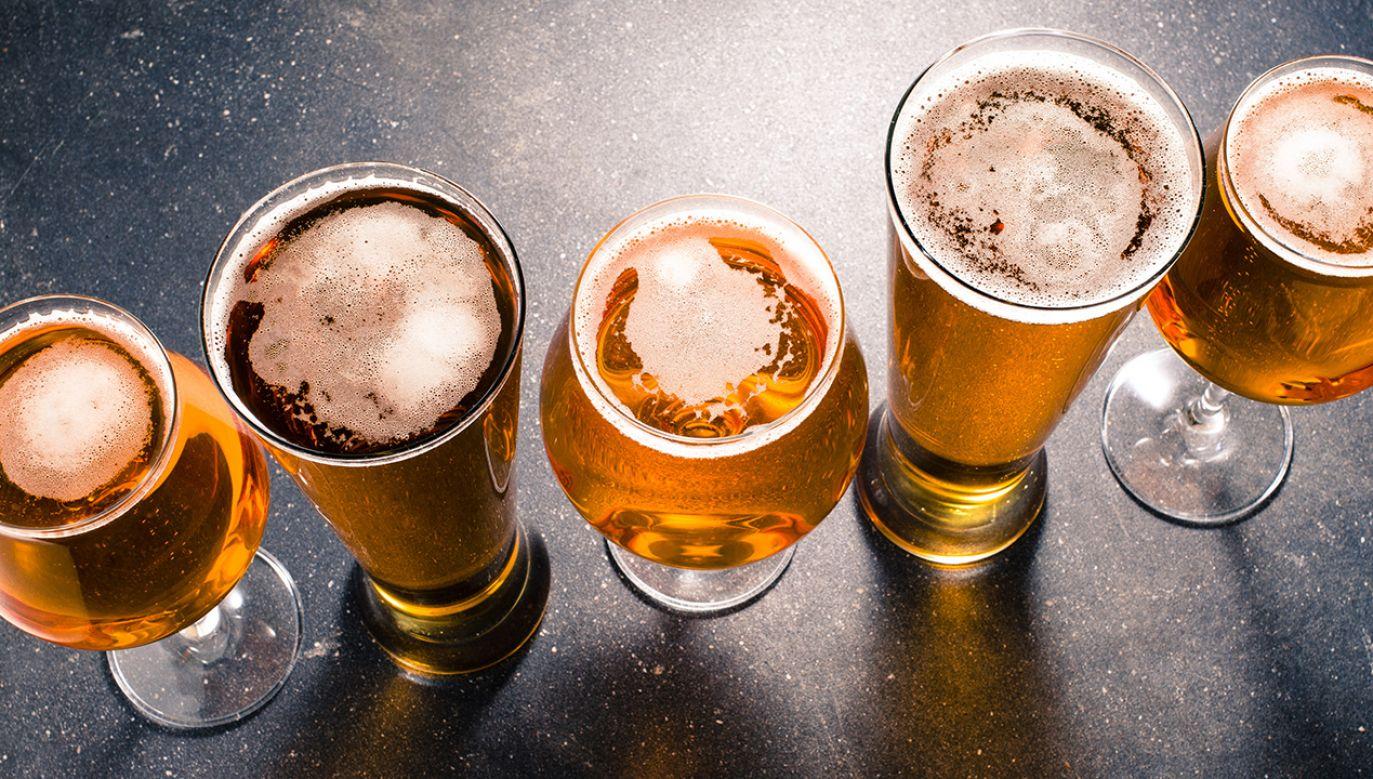 W 2016 r. produkcja piwa przez browary rzemieślnicze stanowiła 5 proc. całosci polskiego rynku (fot. Shutterstock/Leszek Czerwonka)