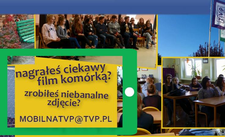 Regulamin przesyłania materiałów na mobilnatvp@tvp.pl