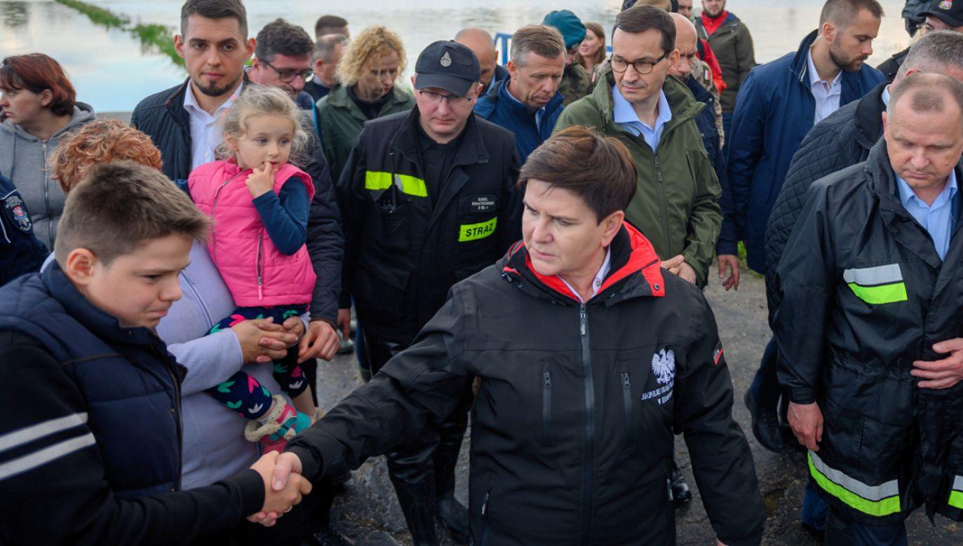 (fot. PAP/Paweł Topolski)