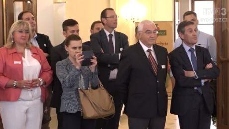 W ambasadzie RP w Brukseli przekonywali do inwestycji na Kujawach i Pomorzu