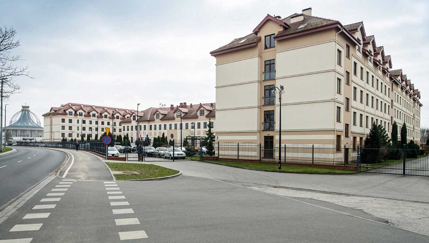 Wyższa Szkoła Kultury Społecznej i Medialnej w Toruniu (fot. arch. PAP/Tytus Żmijewski)