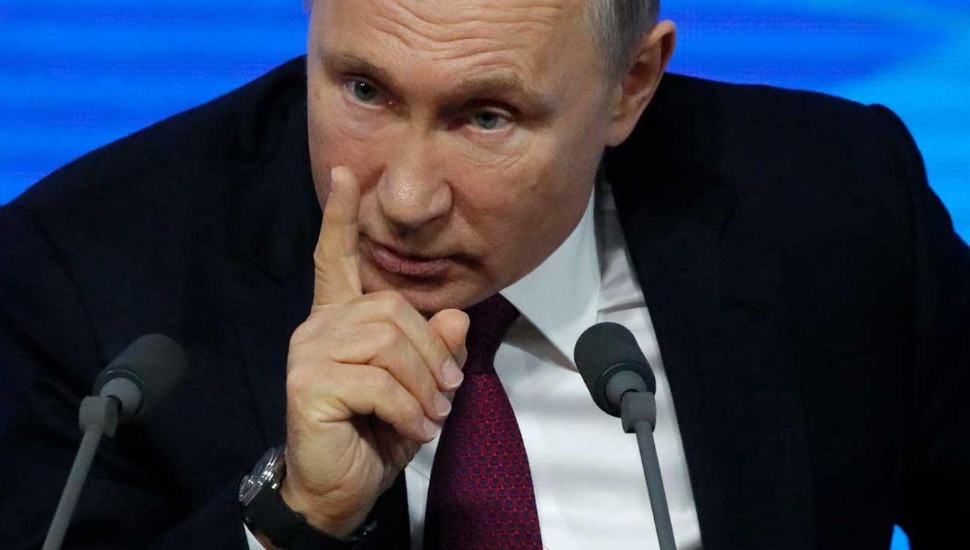 Obie ustawy przewidują blokowanie zakazanych treści z inicjatywy prokuratury, bez decyzji sądu (fot. REUTERS/Maxim Shemetov)