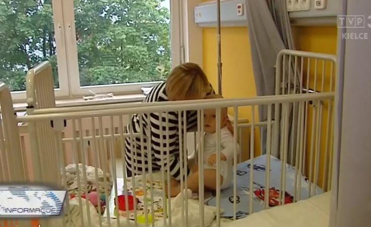 Oblężenie kieleckiego Centrum Pediatrii