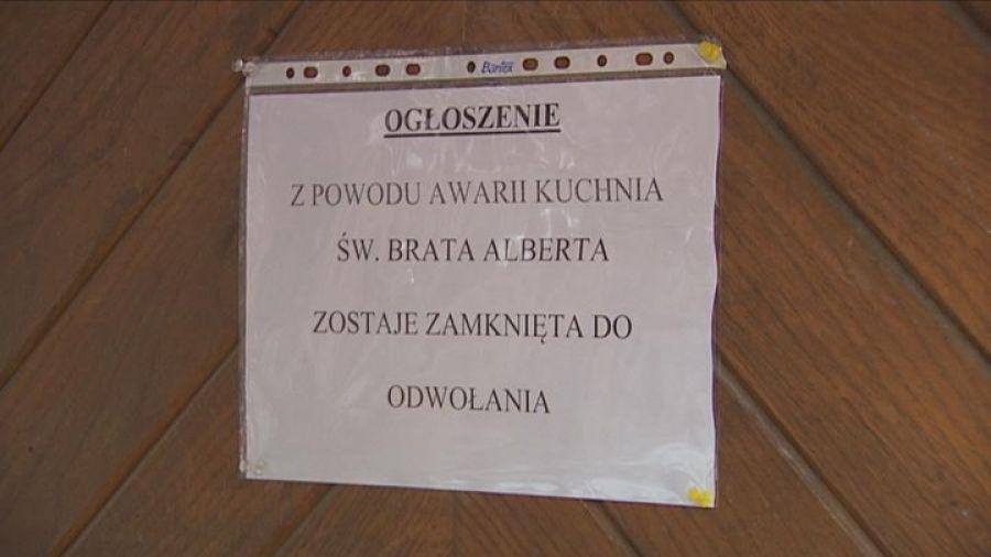 Bez Posilkow Dramatyczna Sytuacja W Bractwie Alberta Tvp3 Lublin