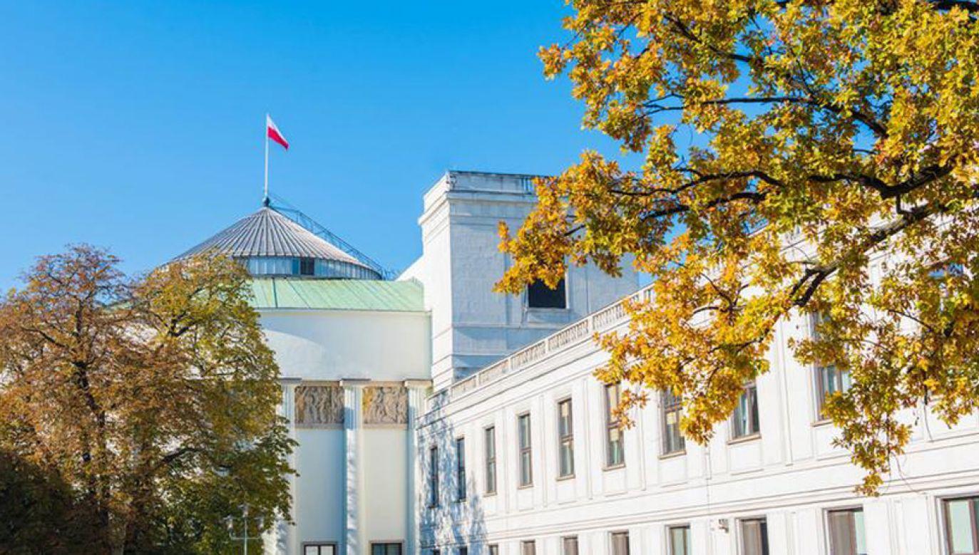 Sejm rozpocznie we wtorek dwudniowe posiedzenie (fot. Kancelaria Sejmu)