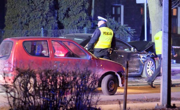 Do wypadku doszło 10 lutego 2017 r. w Oświęcimiu      (fot. arch.PAP/Andrzej Grygiel)