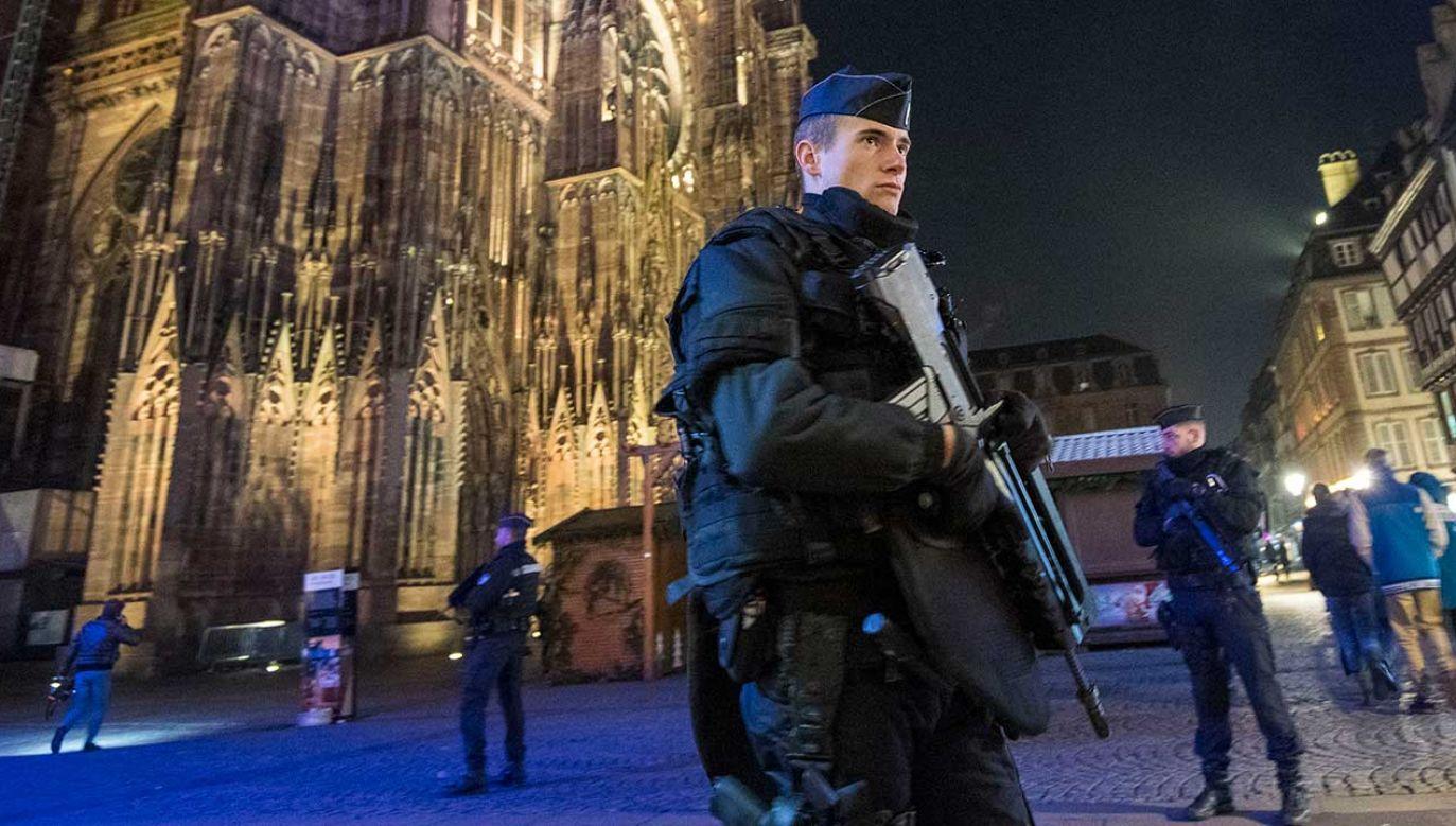 W zamachu zginęły trzy osoby a kilkanaście zostało rannych (fot. Thomas Lohnes/Getty Images)