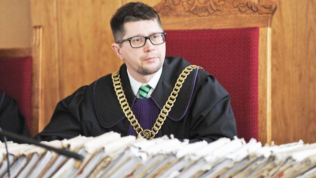 Sędzia Wojciech Łączewski  (fot. arch.PAP/Marcin Obara)