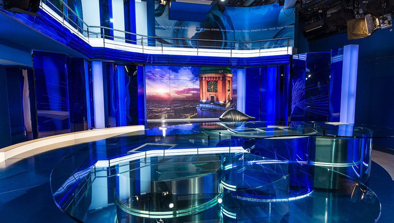 """Pozew PO w sprawie materiału """"Wiadomości"""" został oddalony (fot. arch. TVP/PAP/Jan Bogacz/Ireneusz Sobieszczuk)"""