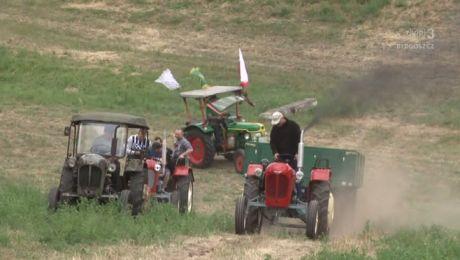 Zlot i Wystawa Starych Traktorów w Golubiu-Dobrzyniu