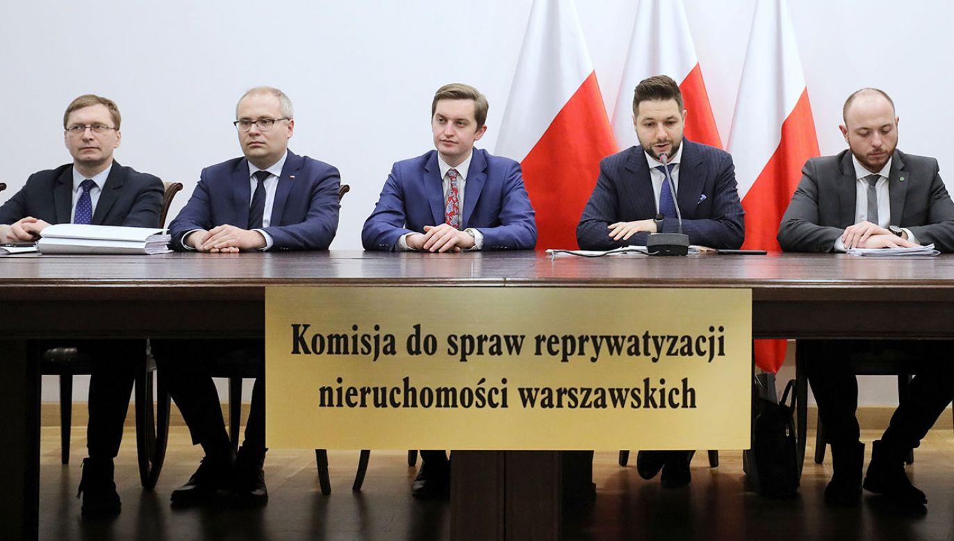 W sprawie nieruchomości przy Piaseczyńskiej 32, w której wypłacono odszkodowanie na rzecz Marzeny K., prezydent Warszawy nie sprawdził m.in. właściwie stanu faktycznego (fot. PAP/Paweł Supernak)