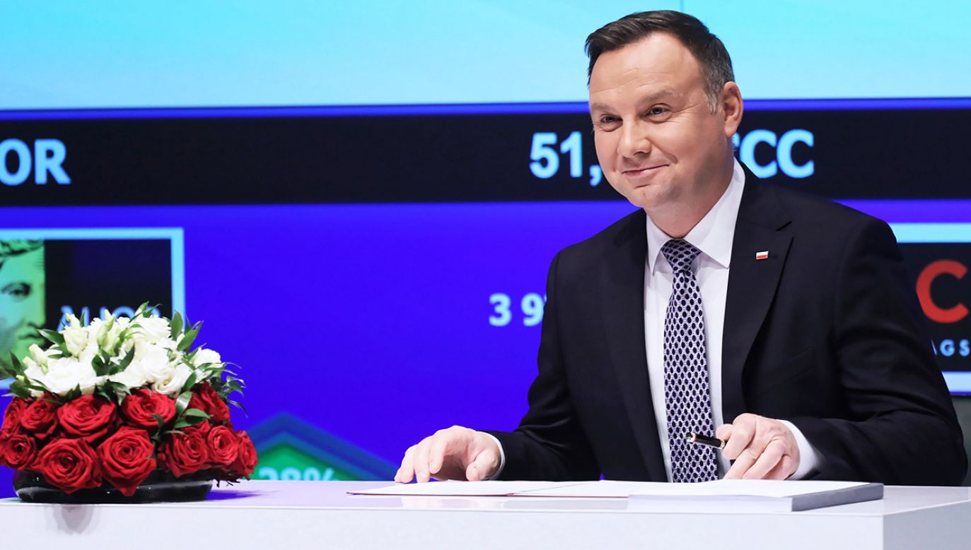 Według prezydenta PPK to dodatkowe zabezpieczenie emerytalne (fot. PAP/Paweł Supernak)