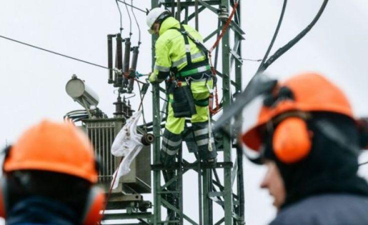 Zerwane linie energetyczne to efekt wczorajszych burz