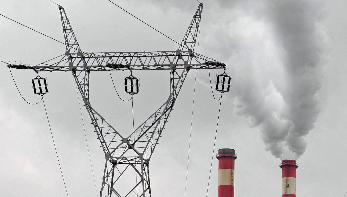 Będzin power station. Photo: Tomasz Waszczuk/PAP