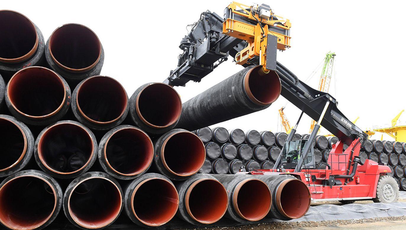 Już 19 państw UE ma wątpliwości co do budowy gazociagu Nord Stream 2 (fot. arch. PAP/EPA/Stefan Sauer)