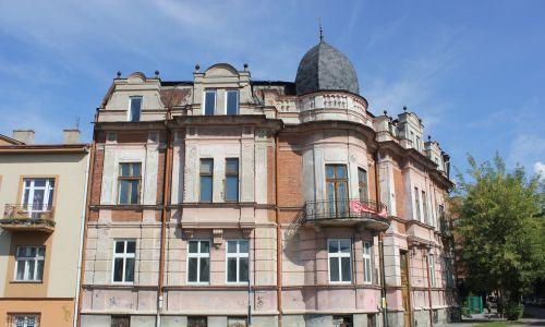Dom rodzinny Jana Szczepanika w Tarnowie. Fot. Wikimedias Commons/ Andrzej Otrębski - Praca własna, CC BY-SA 4.0