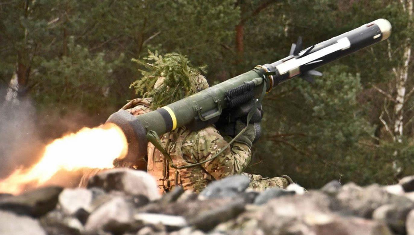 Wyrzutnia pocisków Javelin (fot. U.S. Army)