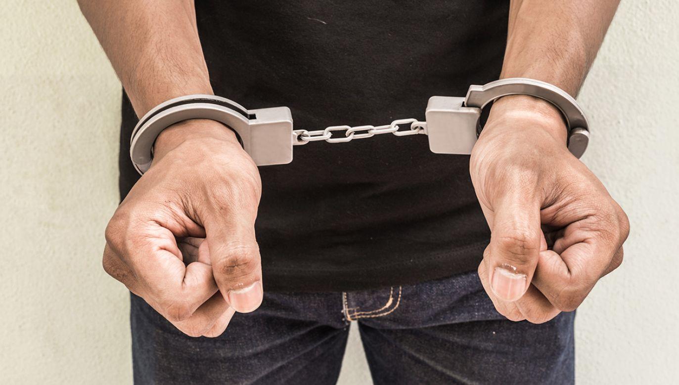 Mężczyzna nie przyznał się do winy (fot. PAP/Tomasz Gzell)Shutterstock/Shine Nucha)