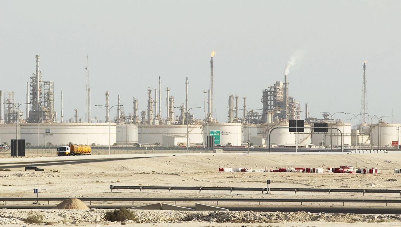 Spółka Qatar Petroleum jest zaangażowana w dostarczanie skroplonego gazu ziemnego (LNG) m.in. do Polski (fot. Sean Gallup/Getty Images)