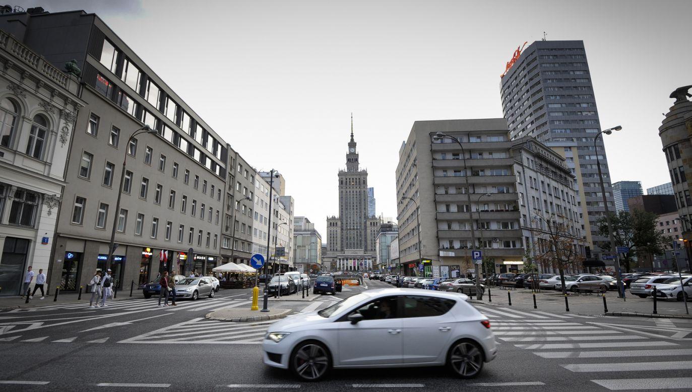 O bonifikatach decyduje Rada Warszawy – mówił w TVP Info Jacej Sasin (fot. Jaap Arriens/NurPhoto via Getty Images)