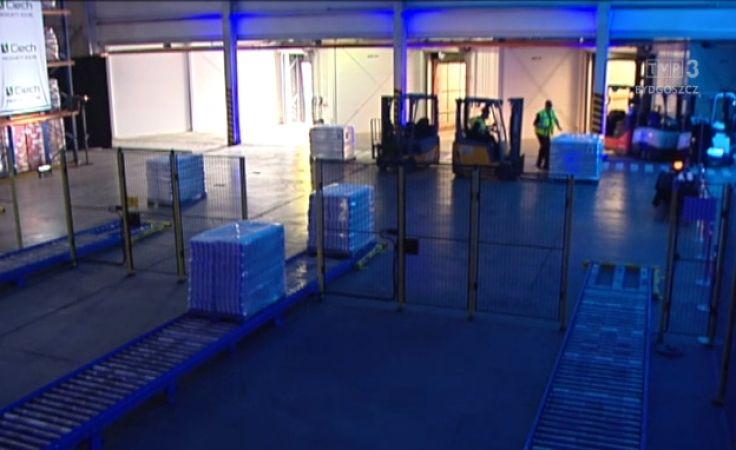 Wyroby solne Grupy Ciech będą składowane w nowym miejscu