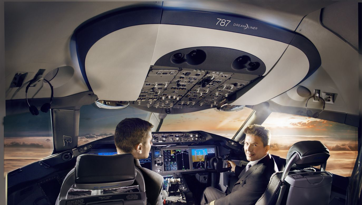 LOT Polish airline looking to hire 300 new pilots. Photo: LOT press materials